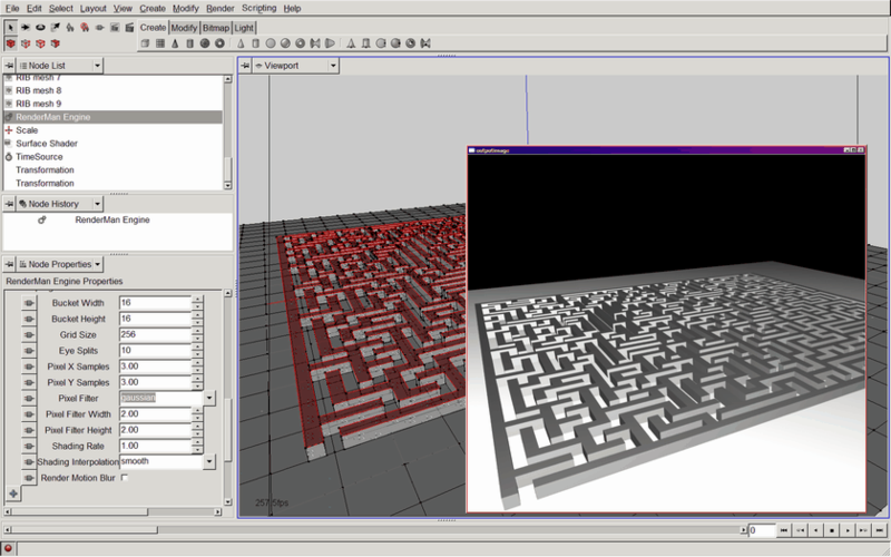 File:Screenshot 0.5.0.37 Win32 aMAZEing RIB import.png